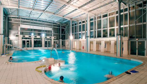Hotel Residence les Sources - Luxeuil les Bains - thermes