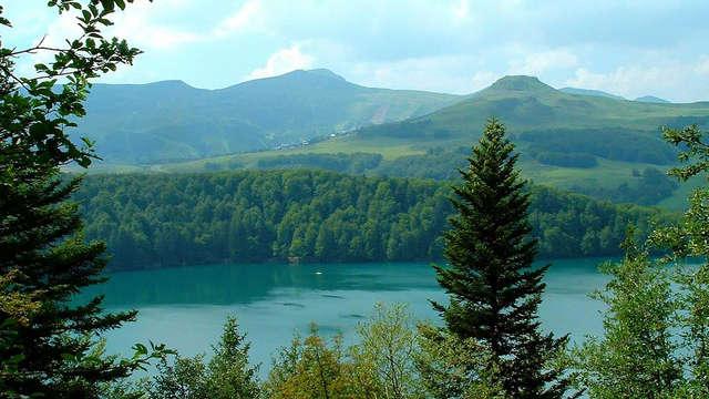 Week-end détente au coeur du parc des Volcans d'Auvergne