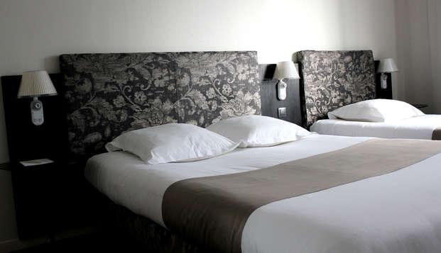 Hotel Saint Nicolas - Room