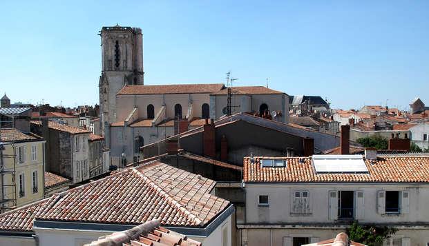 Hotel Saint Nicolas - View