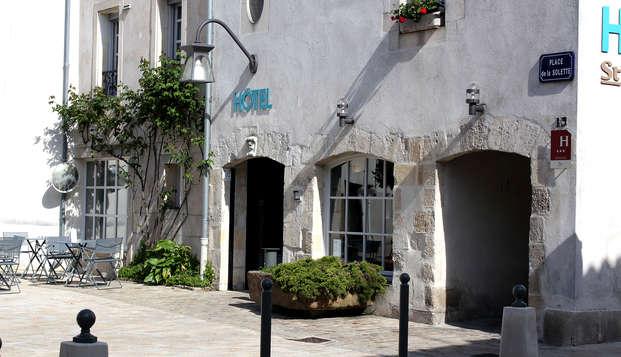 Hotel Saint Nicolas - Front