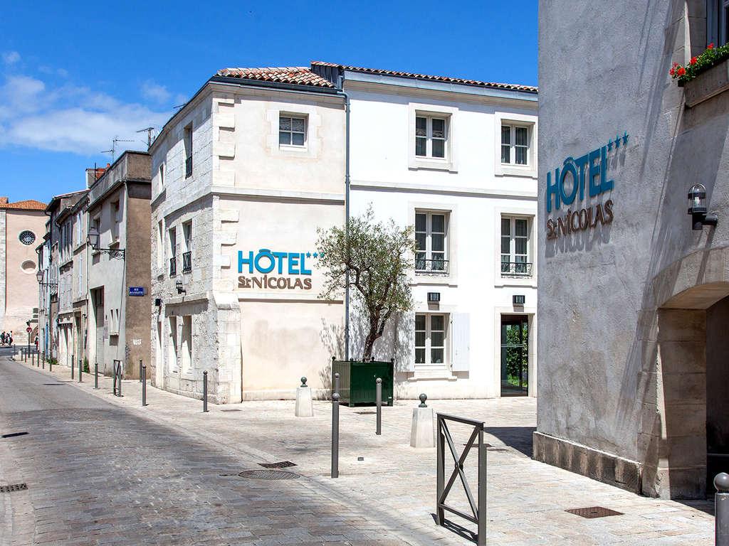 Séjour Poitou-Charentes - Escapade dans le centre historique de La Rochelle  - 3*
