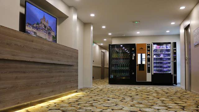 Hotel Restaurant Le Saint Aubert