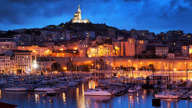 Appart City Marseille Centre Prado Velodrome ex Seven Urban Suites Marseille