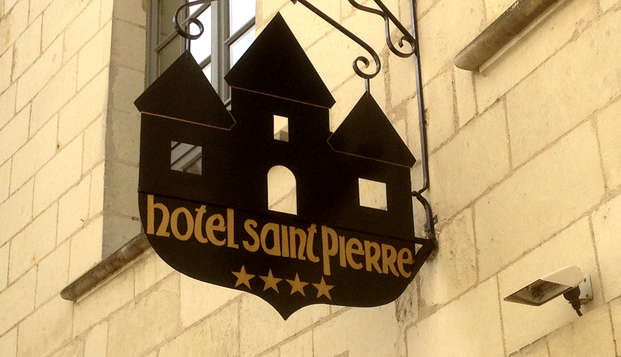 Hotel Saint Pierre - Detail