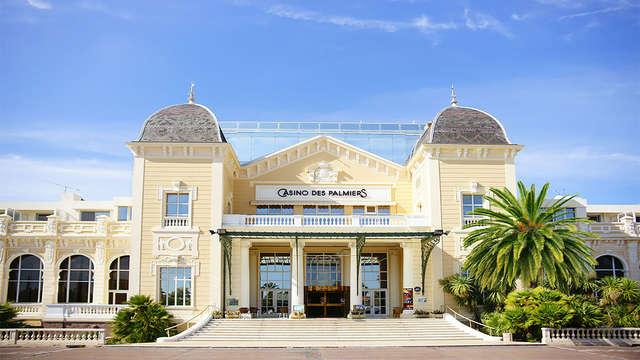 Casino, champagne et dîner à Hyères ( à partir de 2 nuits )