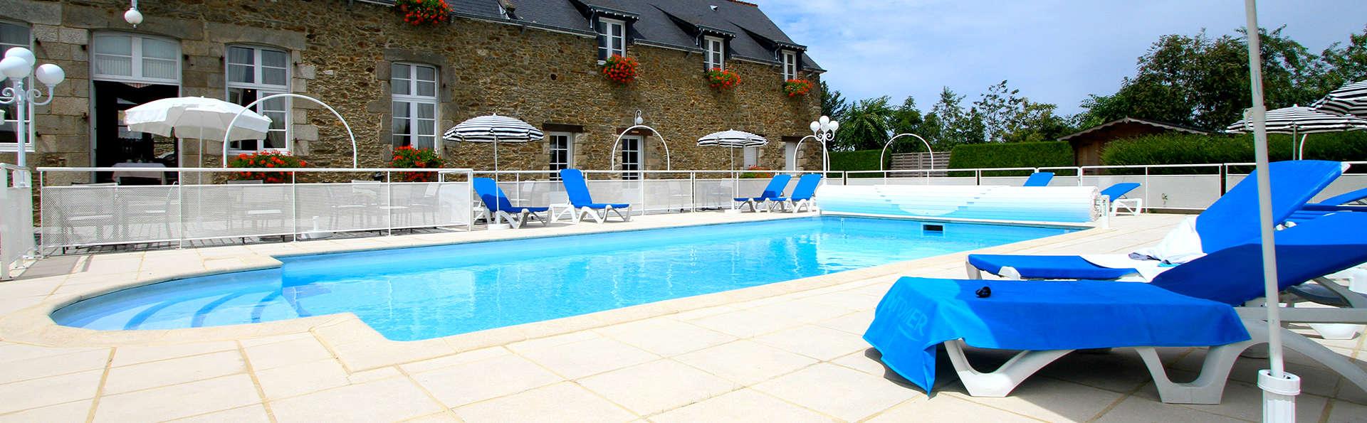 Escapade dans un hôtel de charme près de Saint-Malo