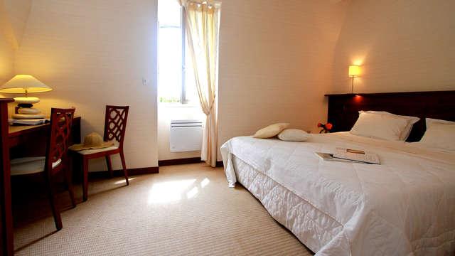 Hotel Spa La Malouiniere Des Longchamps