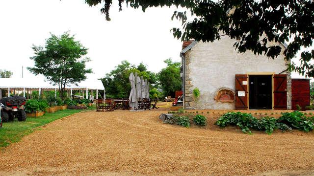 Village Toue du Domaine des Demoiselles