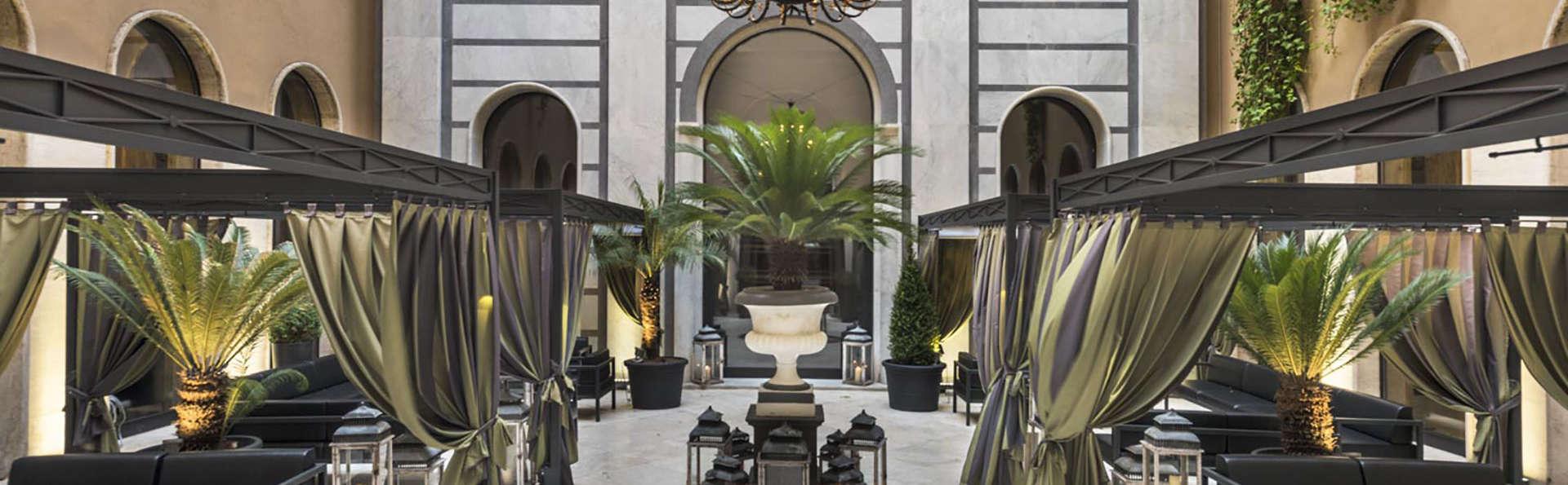 Escapade dans un palais à Rome pour un prix exceptionnel (à partir de 2 nuits)