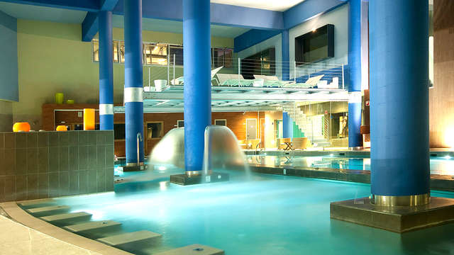 SPA Lovers Escapade: toegang tot het wellnesscentrum in 4* Hotel in Fuengirola, Costa del Sol.