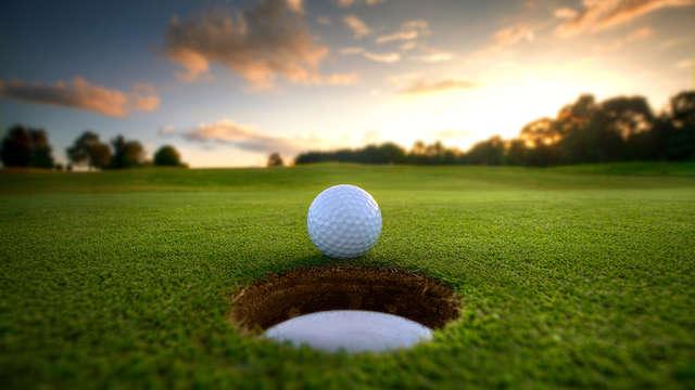 Golf e relax: Soggiorno nell'Hotel Canova con entrata nel campo golf a 18 buche