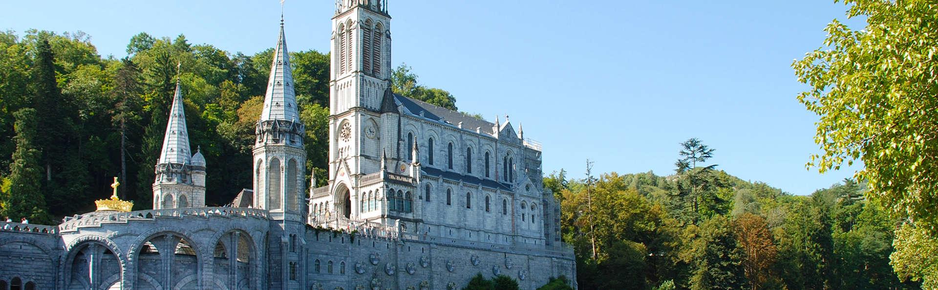Week end en famille entre culture et nature  à Lourdes