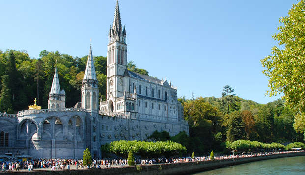 Week end en famille entre culture et nature  à Lourdes