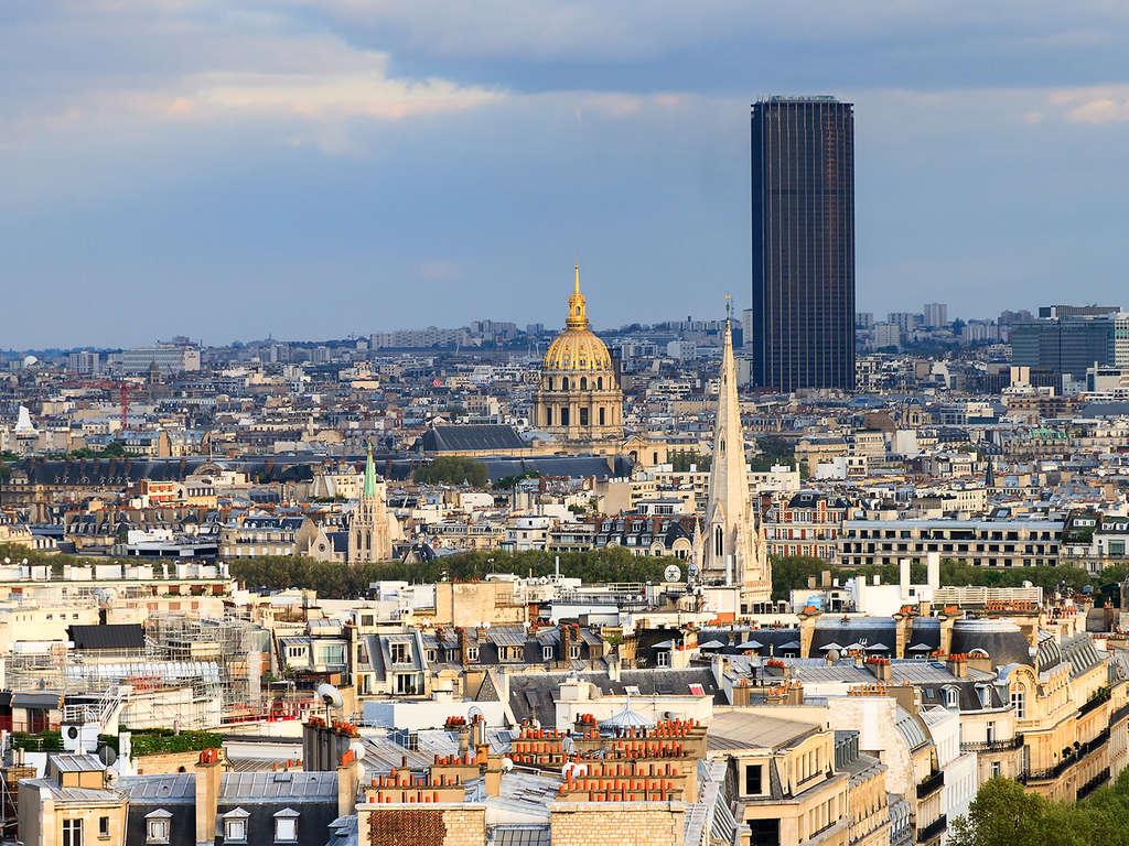 Séjour Ile-de-France - Découvrez cet petit hôtel de charme a 15 mins de Paris  - 3*