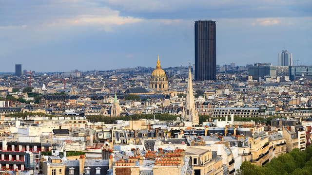 Découvrez cet petit hôtel de charme a 15 mins de Paris