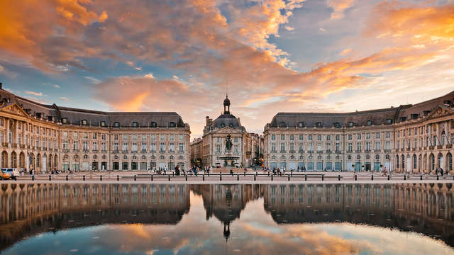 Descubre Bordeaux