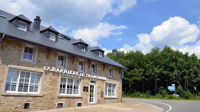 Ontspannen uitje in het hart van de Ardennen