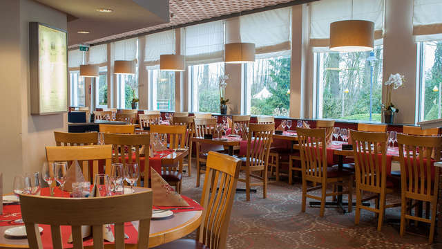 Green Park Hotel Brugge - NEW Restaurant
