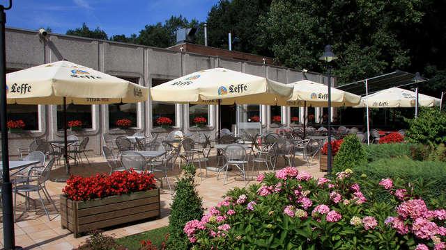 Green Park Hotel Brugge - NEW Terrace