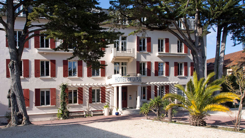 The Originals Boutique, Hôtel de la Plage, Marennes Oléron (Qualys-Hotel) - Edit_Front3.jpg
