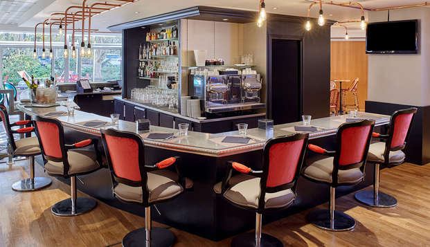Mercure Paris Roissy CDG - NEW bar