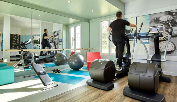 Mercure Paris Roissy CDG - NEW Gym