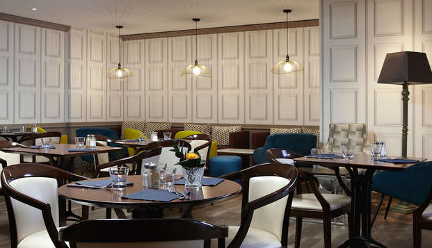 Mercure Paris Roissy CDG - NEW Restaurant