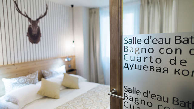The Originals Boutique Hotel des Princes Chambery Inter-Hotel