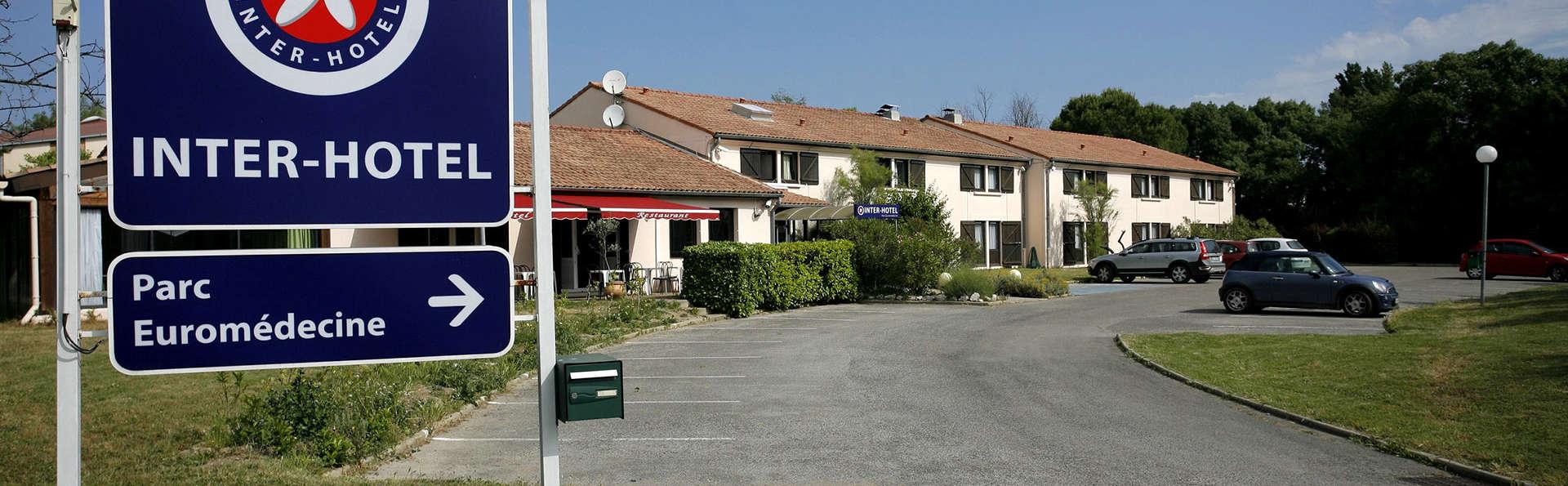 Inter Hotel Montpellier Parc Euromedecine Montpellier France