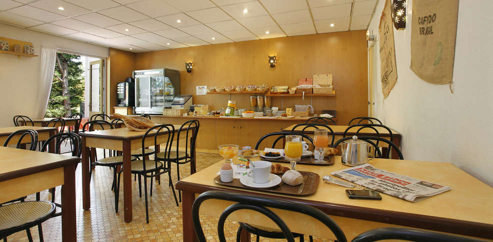 Inter-hotel Montpellier Parc Eurom U00e9decine 3