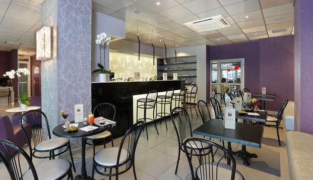 Hotel The Originals du Phare Bordeaux Ouest ex Inter-Hotel - Bar