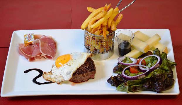 Hotel The Originals du Phare Bordeaux Ouest ex Inter-Hotel - Eat