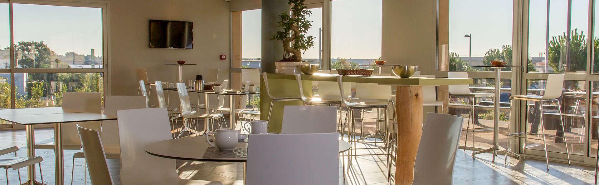 Escale gourmande avec dîner et champagne aux porte de Montpellier