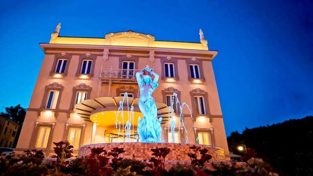 Relax in camera superior a Salsomaggiore Terme con accesso alla SPA!