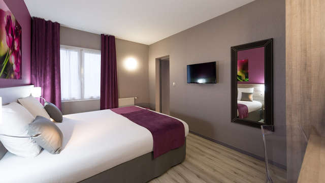 The Originals City Hotel La Saulaie Saumur Ouest Inter-Hotel