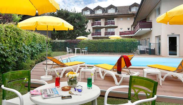 Week-end à Thonon-Les-Bains