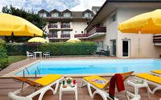 inter hotel thonon les bains l 39 arc en ciel 3 thonon les bains france. Black Bedroom Furniture Sets. Home Design Ideas