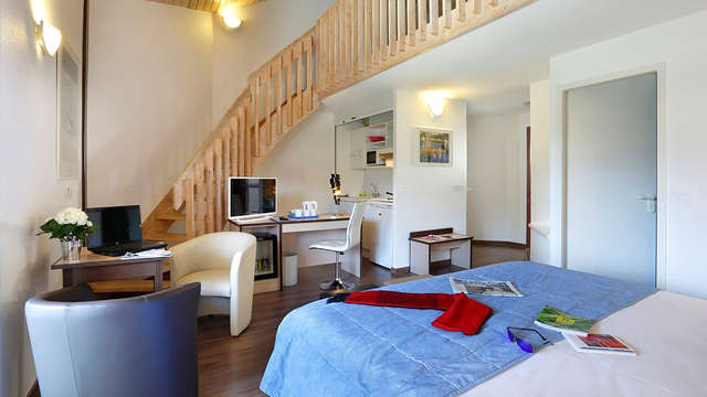 The Originals City Hotel L Arc-En-Ciel Thonon-les-Bains Inter-Hotel