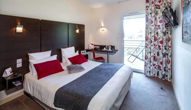Hotel The Originals Gap Sud Le Cap ex Inter-Hotel - Room