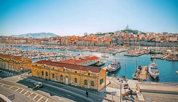 Best Western Hotel Marseille Bourse Vieux Port by HappyCulture - marseille