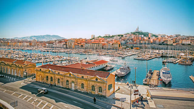 Best Western Hotel Marseille Bourse Vieux Port by HappyCulture