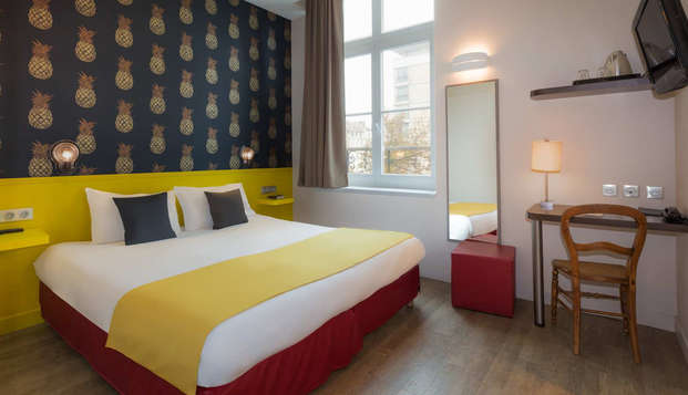 Best Western Hotel Marseille Bourse Vieux Port by HappyCulture - room double