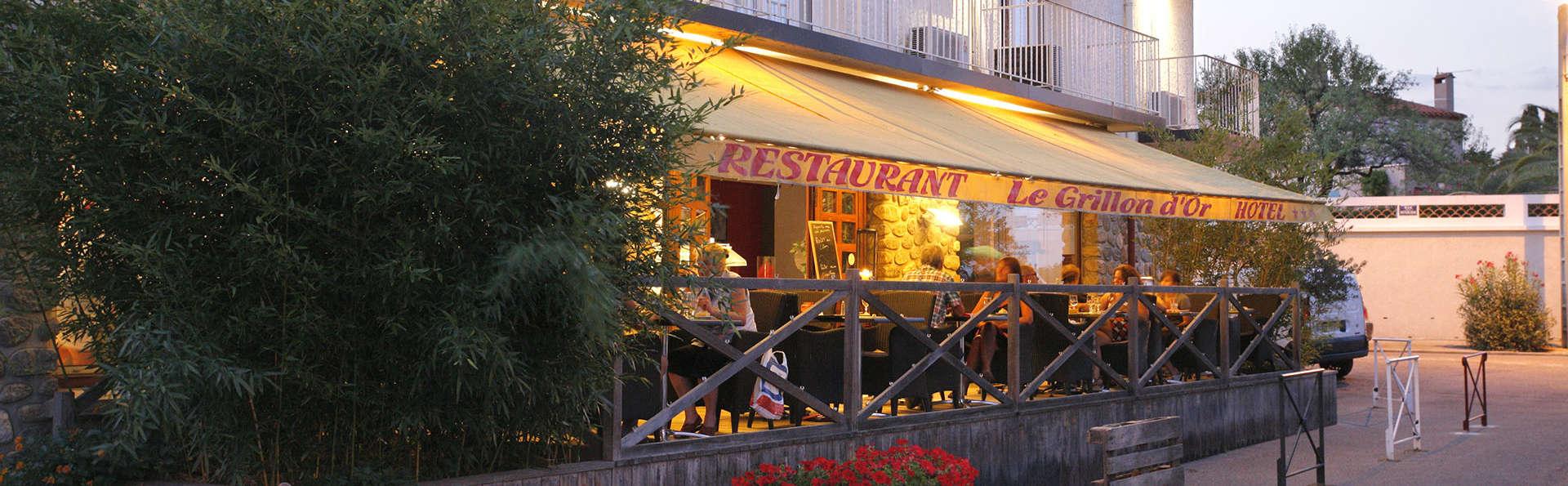 The Originals City, Hôtel Le Grillon d'Or, Perpignan Sud (Inter-Hotel) - Edit_Front.jpg