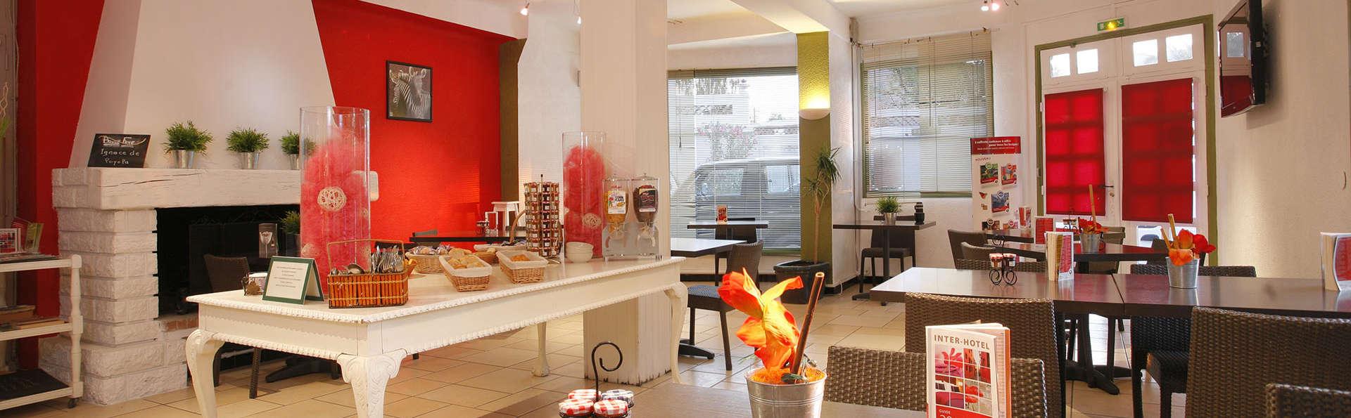 The Originals City, Hôtel Le Grillon d'Or, Perpignan Sud (Inter-Hotel) - Edit_Restaurant.jpg