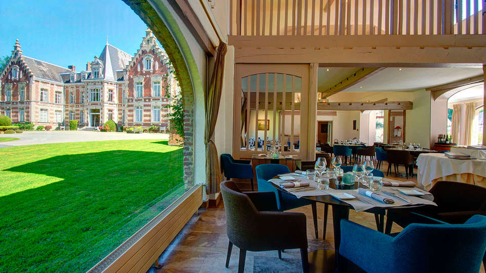 Najeti Hôtel Château Tilques  - edit_restaurant.jpg