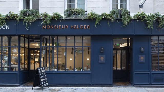 Profitez des beaux jours dans le 9ème arrondissement parisien (à partir de 2 nuits)