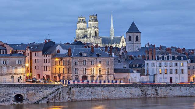 Week-end à Orléans