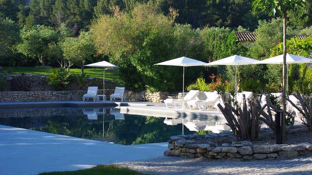 Week-end détente et luxe à proximité des Baux-de-Provence
