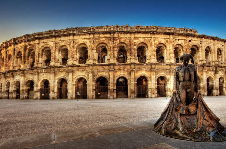 ADA LOCATION N%C3%AEMES Week end et séjour à Nîmes